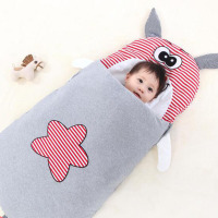 Newborn Sleeping Bag Sac De Couchage Enfant Baby Sleeping Bag Newborn Wrap Winter Baby Stroller Sleep Sack