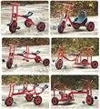 Школьный велосипед  детский трехколесный скутер  детский стальной велосипед для педикюра