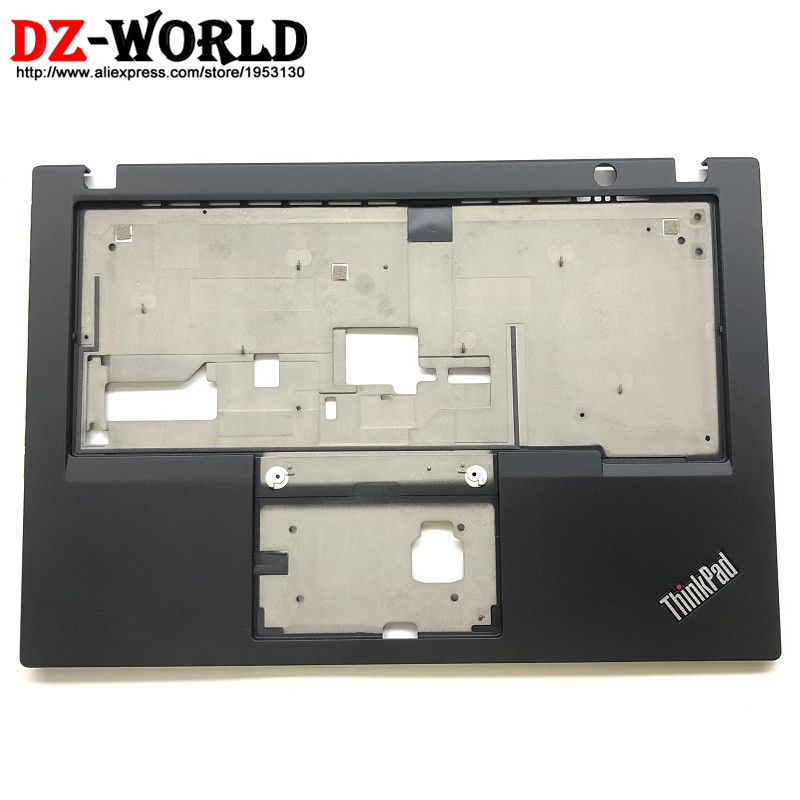 New Original for Lenovo ThinkPad X280 Keyboard Bezel Palmrest Cover without Touchpad/Fingerprint Hole 01YN057 AM16P000600 все цены