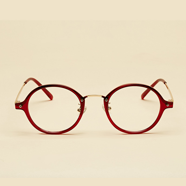 7e5aa768ab4 LIYUE oliver peoples myopia eyeglasses women Eyewear frame Round glasses  frame vintage 2017 Fashion New computer