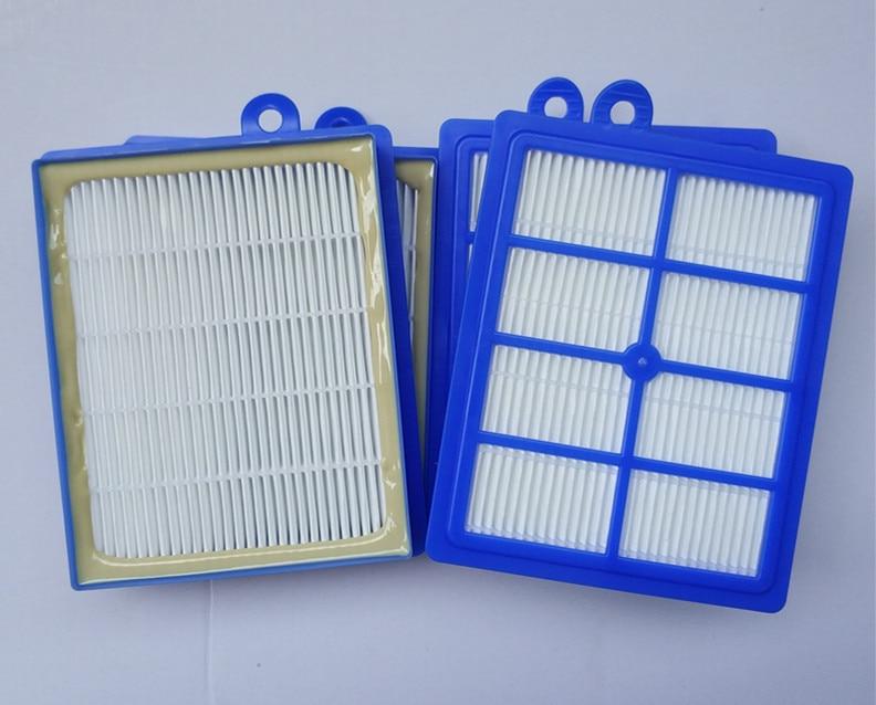 4 PCS  hepa h13 filter H12 wiener filter, Hepa filters for philips FC9150  FC9199 FC9071 FC8038 FC9262 Electrolux Parts ZSC69FD2 пылесос с пылесборником philips fc 9071 01