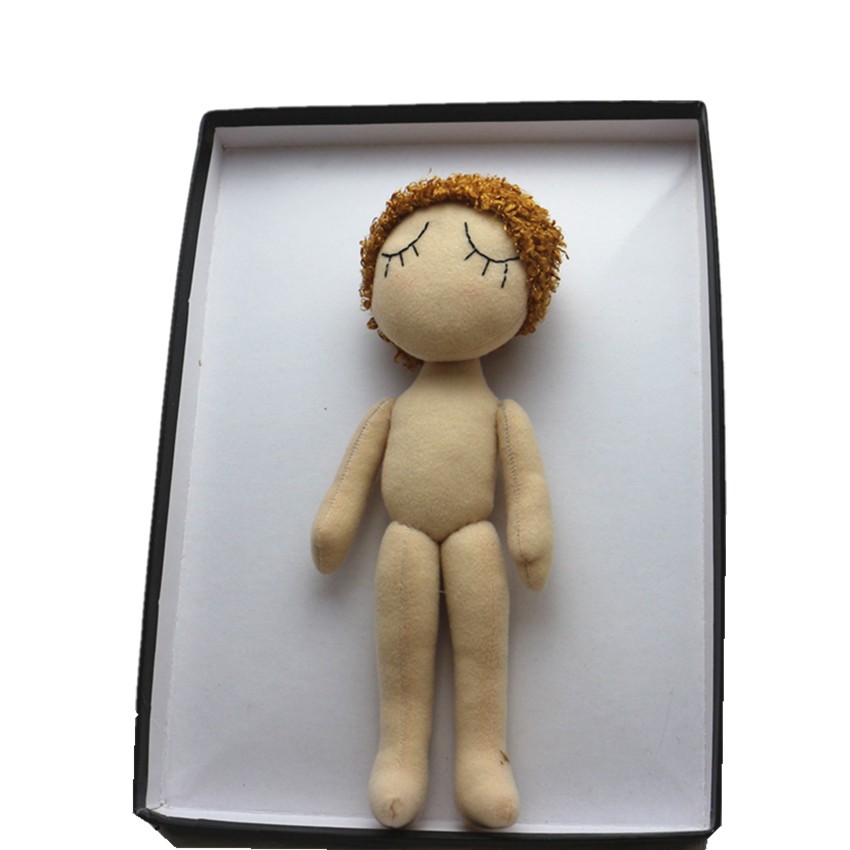 Patrón de costura de cuerpo de muñeca Universal, patrón de muñeca de ...