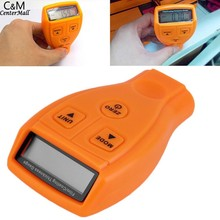 Coating Painting Thickness Gauge Tester Ultrasonic Film Mini Car Coating Thickness Measure Paint Thickness Gauge