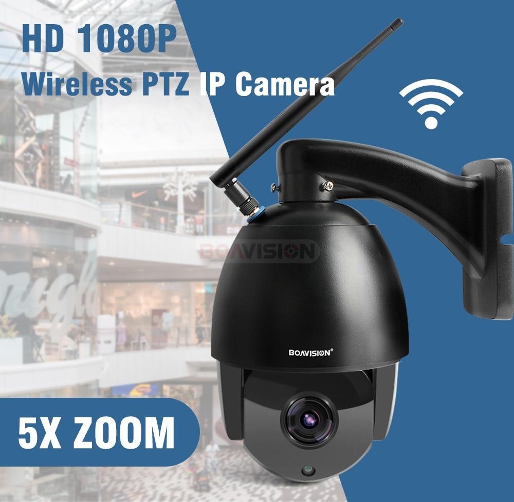 01 PTZ IP Camera