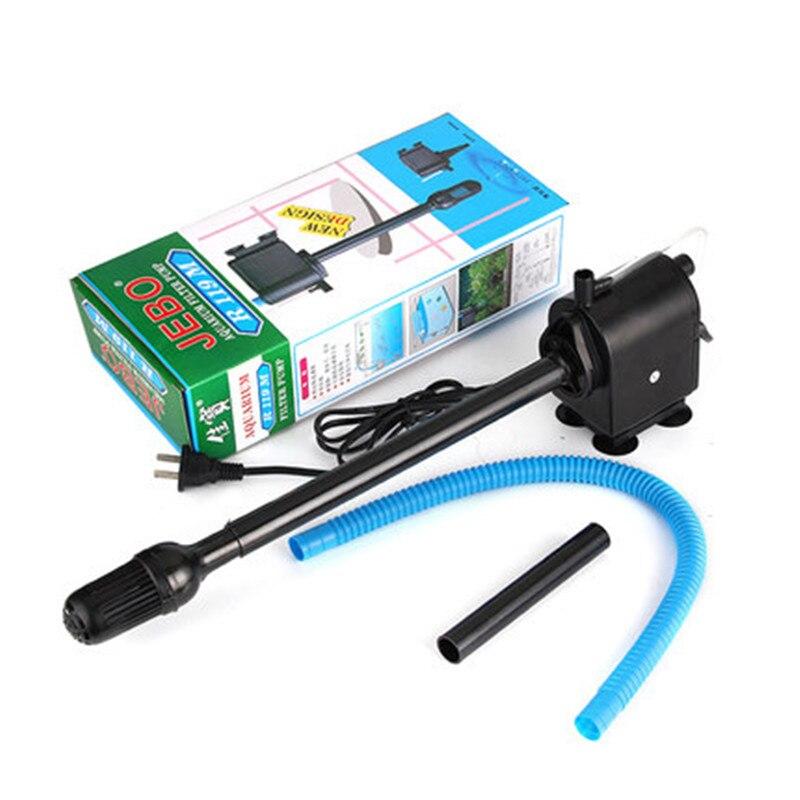 JEBO serbatoio di pesce pompa sommersa AP119M AP375 362 338 tre-in-one di ossigeno filtro filtro della pompa
