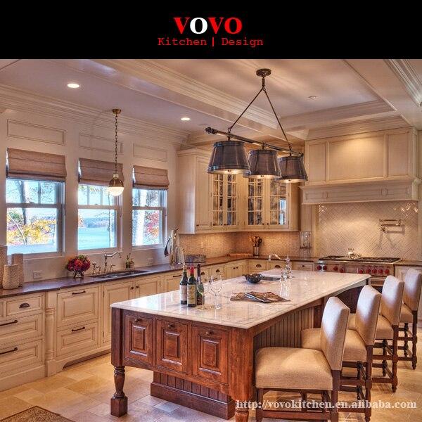 Solid Wood Kitchen Walnut Cabinets: Solid Wood Walnut Kitchen Cabinets-in Kitchen Cabinets