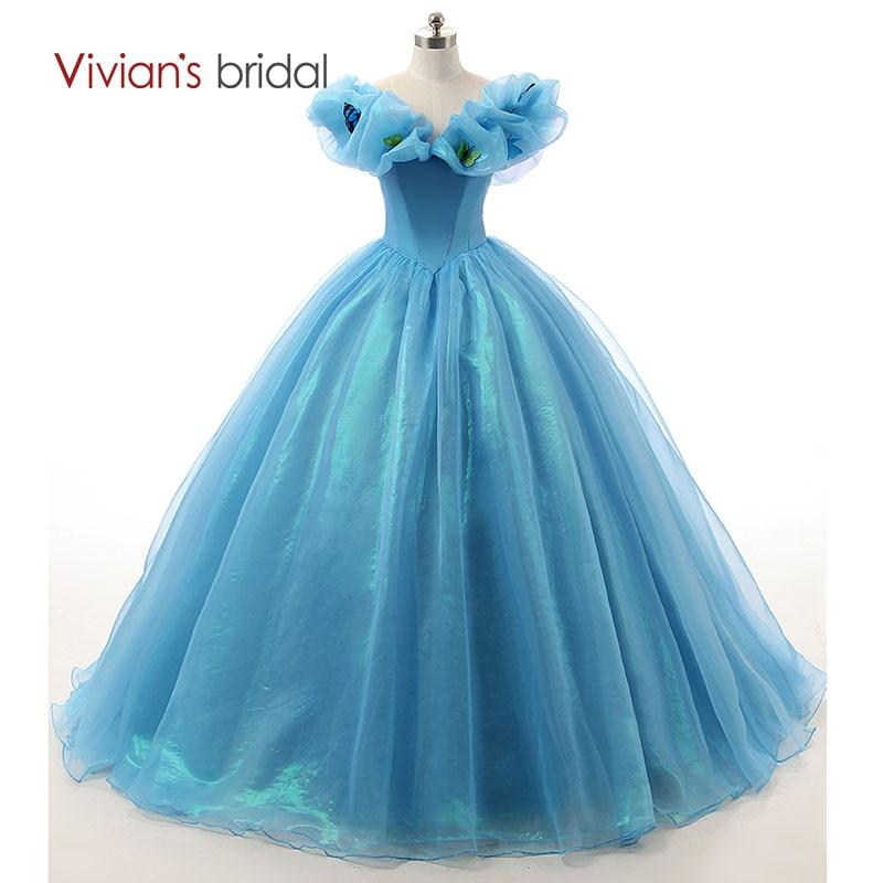 Online Get Cheap Cinderella Gown Aliexpress Com