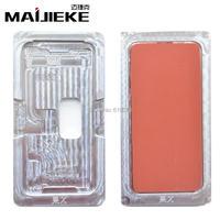 1 Set New MAIJIEKE aluminium mould with Mat for iphone X Laminator mold LCD Screen Laminating and Positioning Alignment