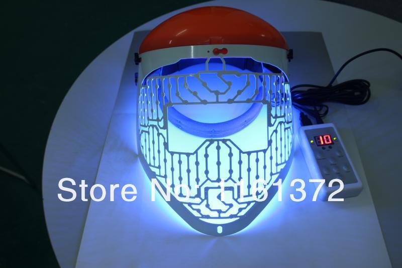 Beauty Therapy LED Facial Mask Skin acne Led Photon <font><b>Face</b></font> Mask <font><b>Light</b></font> Skin Care Rejuvenation Wrinkle Acne Removal Machine