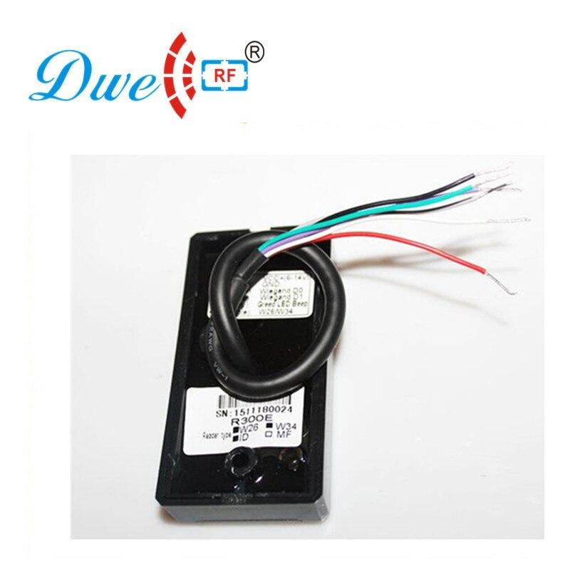 rfid reader wiegand 26 scaner rf id 12V 125khz antenna rfid protection door  card readers