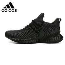 Orijinal yeni varış Adidas Alphabounce Instinct erkek koşu ayakkabıları Sneakers