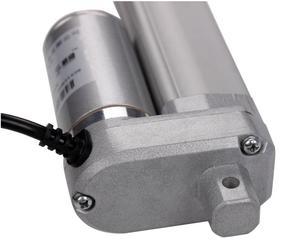 Image 4 - Attuatore Lineare elettrico 12 v DC Motore 450mm Lineare Corsa Controller di Movimento 6 mm/s 1500N Heavy Duty Sollevatore