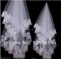 Custom Made New Fashion Design Lace Wedding Veil Wedding Bridal Veil