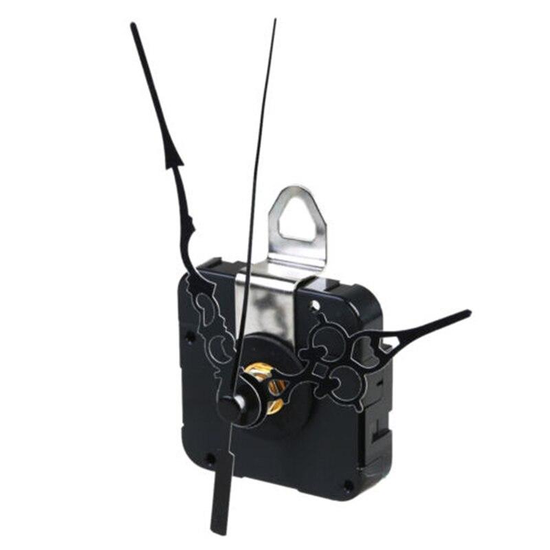Ergonomic Design Precision Sweep Quartz Clock Movement Kit For DIY Replacement 2.2*2.2*0.63 Inch Continuous Clock Sweep