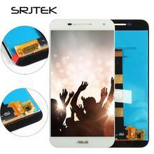 Ограниченное предложение Для asus Peg asus 2 плюс X550 ЖК-дисплей Дисплей матрица + Сенсорный экран планшета полная сборка 5,5 »1920×1080 для X 550 черный