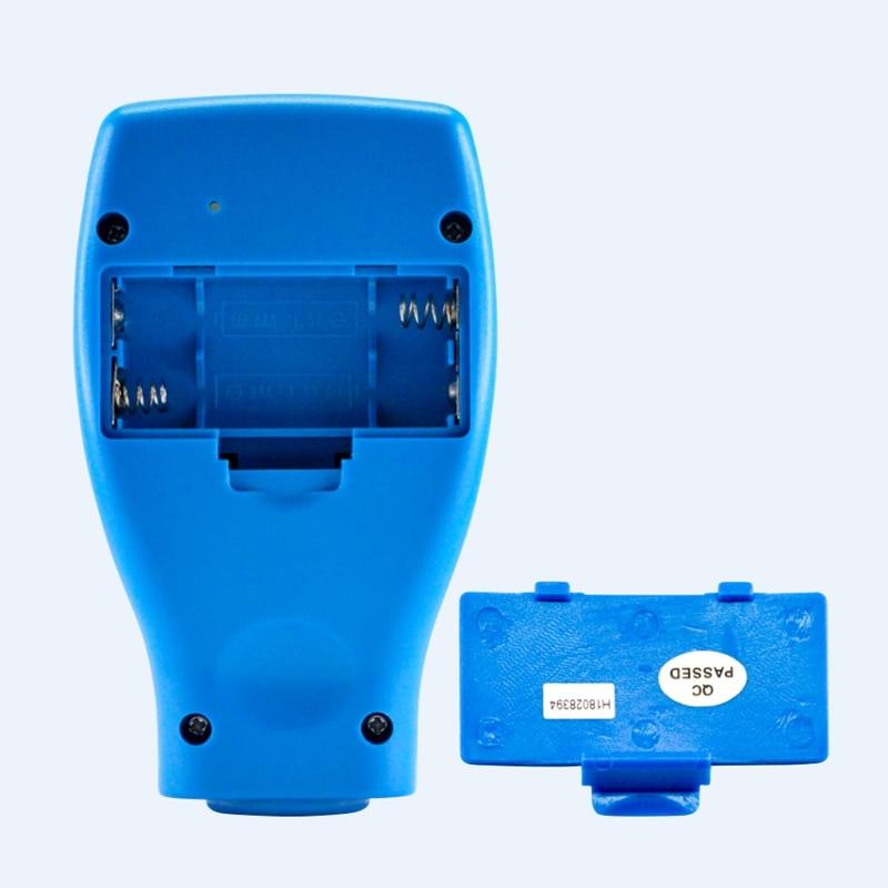 Mini auto film povlaku tloušťkoměr ultrazvukové auto digitální - Měřicí přístroje - Fotografie 6