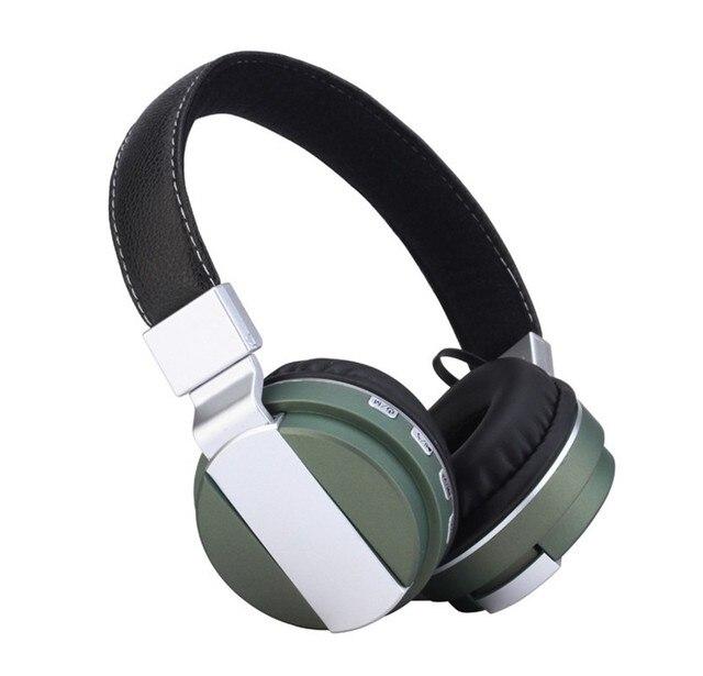 2016 nouveau pliant test oreillette Bluetooth