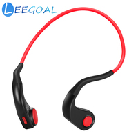 Bone Conduction Headphones Bluetooth Wireless HiFi Stereo Sports IP55 Waterproof Headsets with Mic for Running Driving Cycling