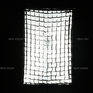 "Image 5 - Godox 60x90 سنتيمتر/24 ""x 36"" استوديو الصور العسل الشبكة ل ستروب فلاش مظلة الفوتوغرافي Softbox (الشبكة فقط)"