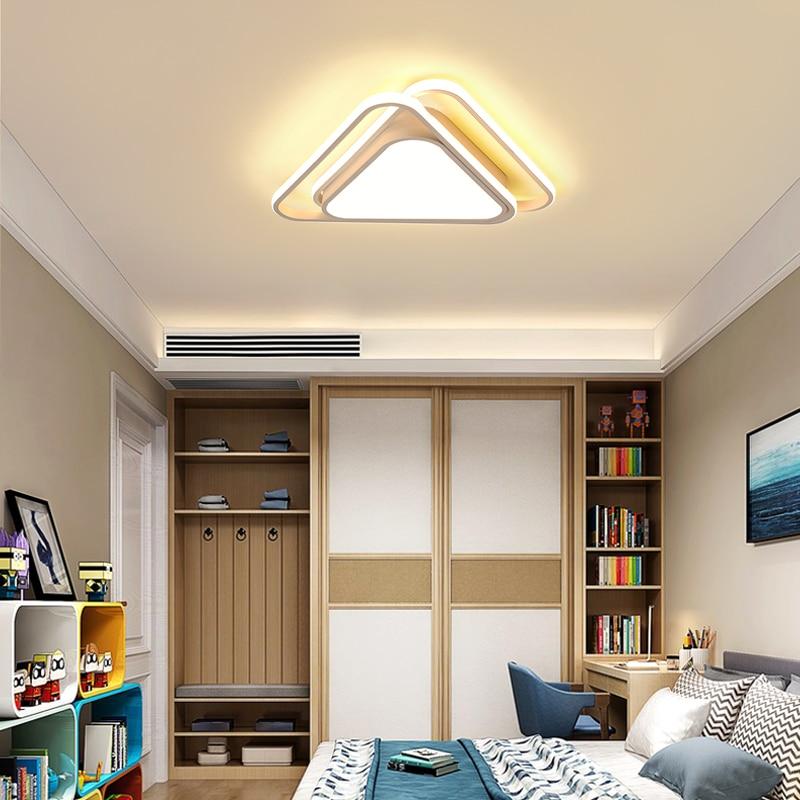 Bedroom ceiling lamp LED lighting lamp lamparas de techo modern kitchen lamp for living room bedroom lamp home lighting fixtures