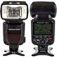 Meike MK910 1/8000s sincronización TTL luz de Flash de la Cámara Speedlite para Nikon D7100 D7000 D5300 D5100 D5000 D5200 d90 D70 + regalo gratis