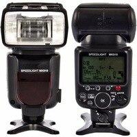 Meike MK910 1/8000s sync TTL Camera Flash light Speedlite for Nikon D7100 D7000 D5300 D5100 D5000 D5200 D90 D70+Free GIFT
