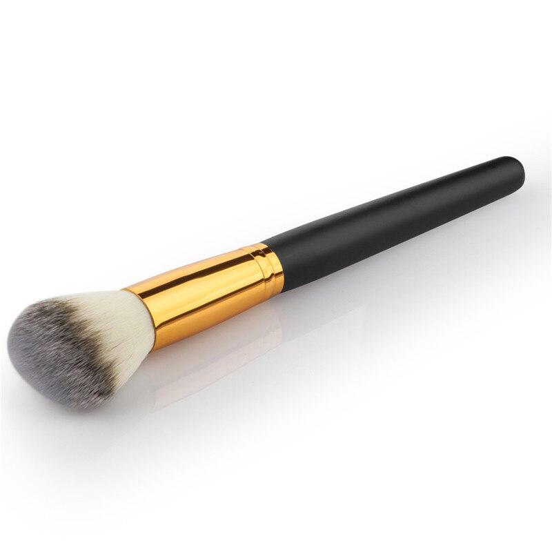 1Pc Blush Makeup Brush Face Cheek Contour Concealer Bronzer Nose Foundation Loose Power Blending Cosmetic Make Up Brush Tool