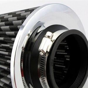 Image 3 - R EP車エアフィルター 2.5/2.75/3 インチユニバーサルコールドエアインテーク高流量 65 ミリメートル 70 ミリメートル 76 ミリメートルパフォーマンスブリーザーフィルター