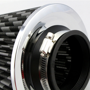 Image 3 - R EP Car Air Filter 2.5/2.75/3inch for Universal Cold Air Intake High Flow 65mm 70mm 76mm Performance Breather Filters