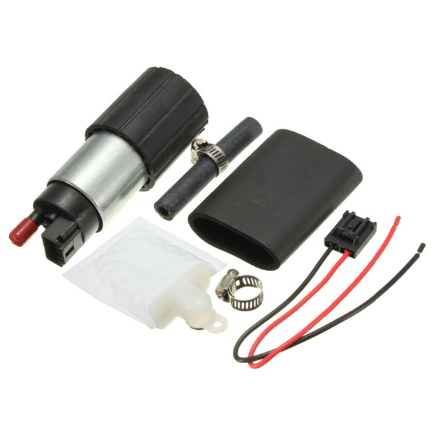 255LPH High Performance Fuel Pump replace for Nissan Pickup 1992 - 1998  Nissan Pathfinder 1996 - 1999 Walbro GSS342