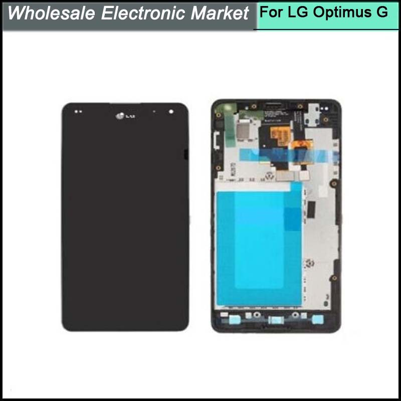 Подробнее о 100% Test Quality For LG Optimus G E975 LCD Display Touch Screen Digitizer Housing Assembly with Tools replacement parts high quality 4 7 for lg optimus g e973 e975 ls970 lcd screen display touch screen digitizer assembly frame
