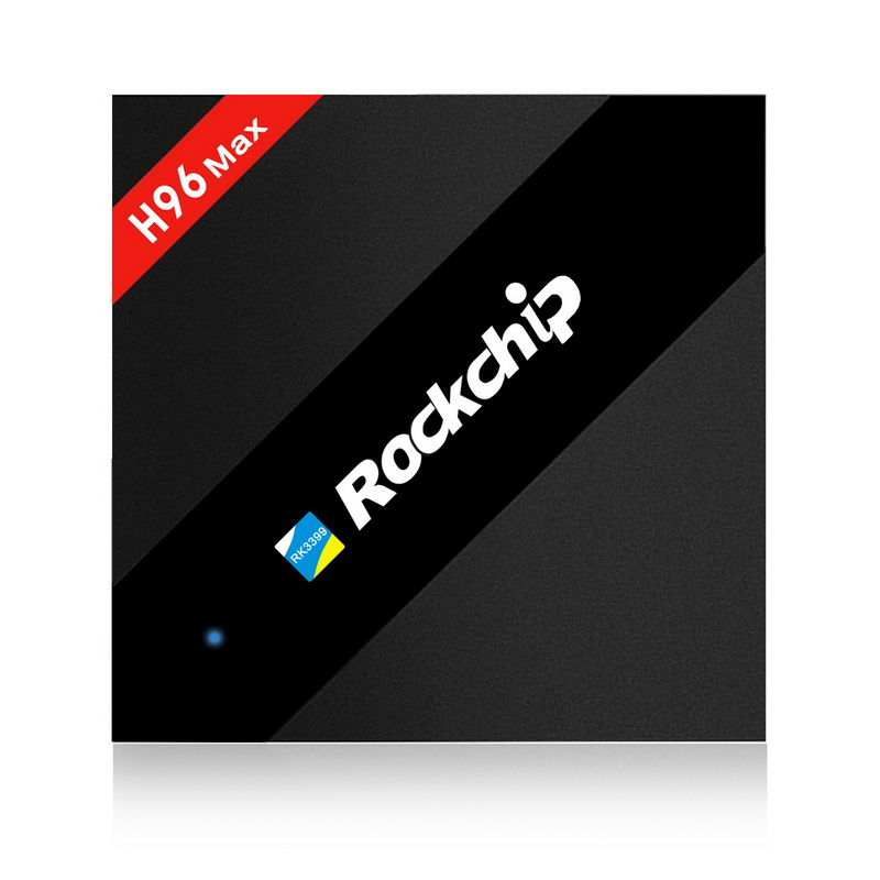 Best H96 Max 4GB/32GB Rockchip RK3399 6 Core Android 6.0
