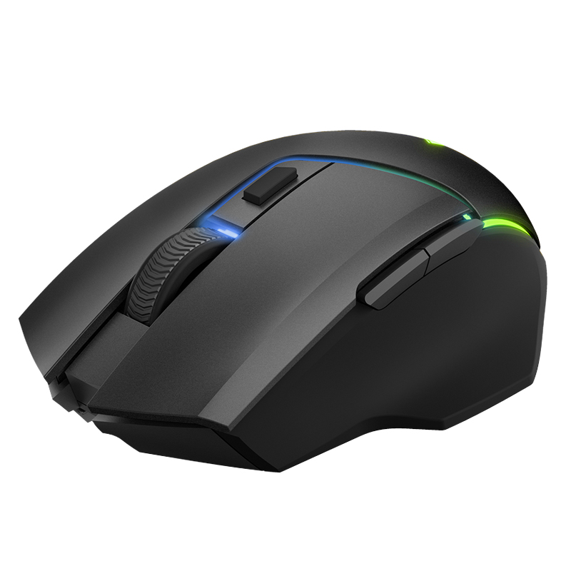 Rapoo V320 PMW3325 Dual Mode Gaming Mouse Wired and Wireless 5000 DPI 8 Buttons PUBG Computer
