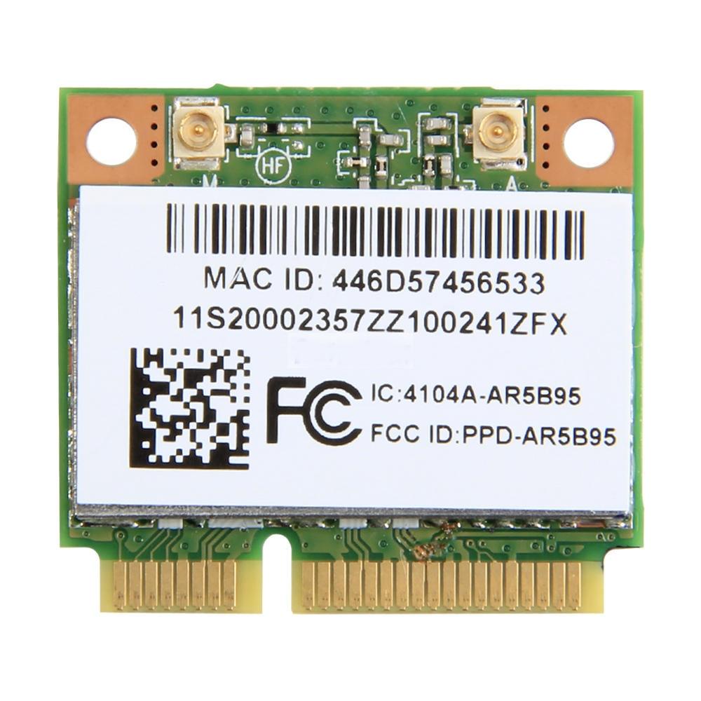 AR9285 802.11bgn WiFi Card For Lenovo IdeaPad Z360 B460 Z475 Z575 Series,FRU 20002357