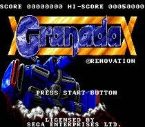 Granada 16 bit MD Game Card For Sega Mega Drive For Genesis