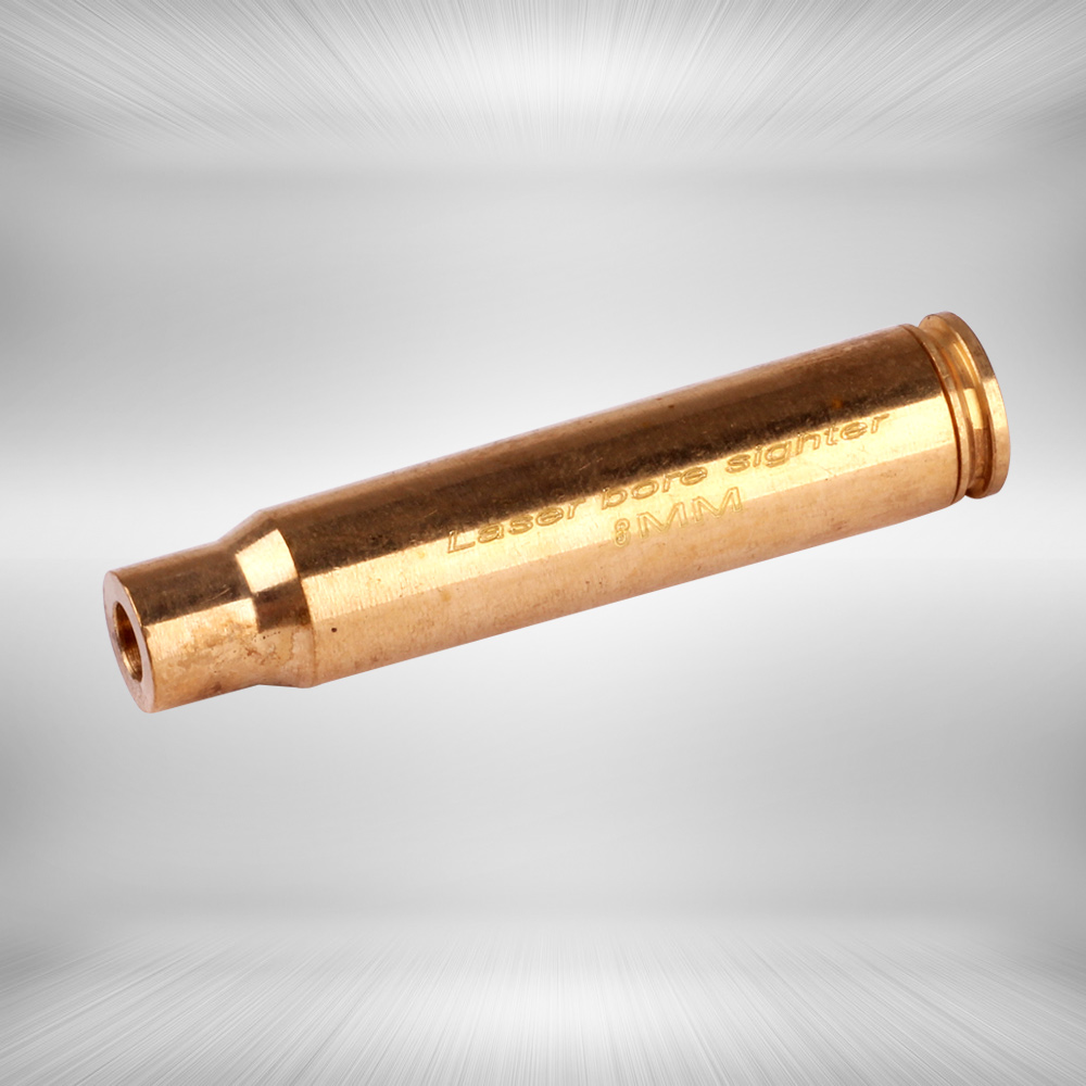 Ohhunt CAL 8mm Cartridge Red Laser Bore Sighter Boresighter Sighting Sight Boresight Colimador For Rifle