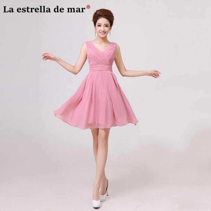Compra short coral dress y disfruta del envío gratuito en AliExpress.com