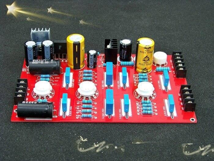 Assembled Marantz 7 pre-finished board