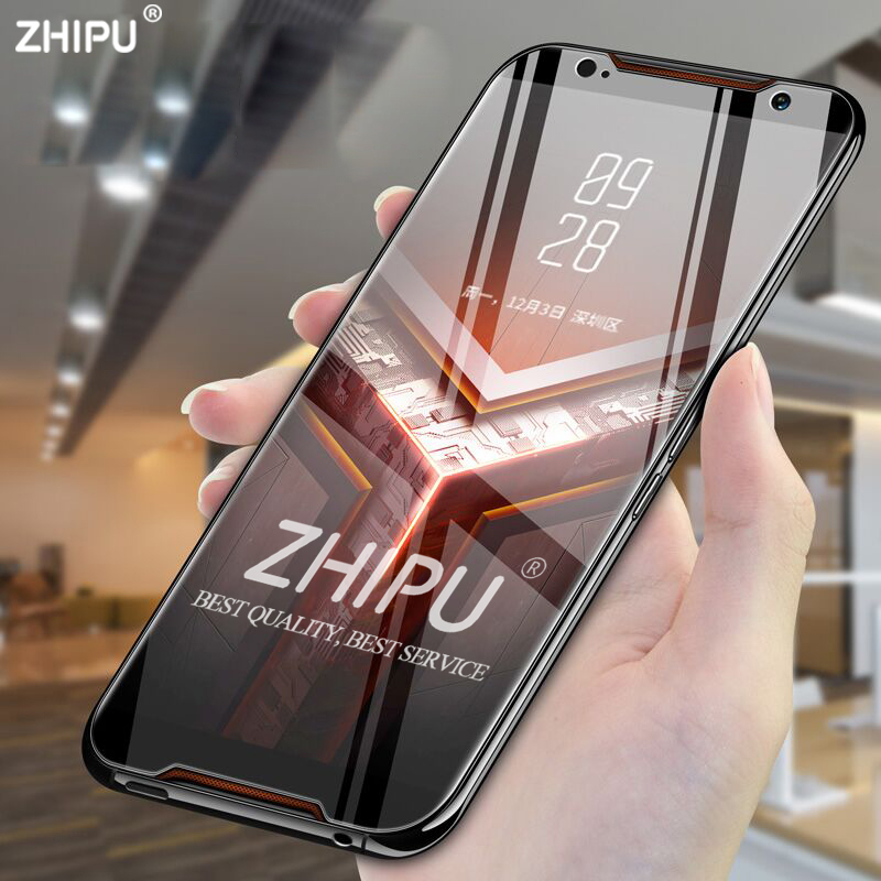 10 Pcs/Lot Tempered Glass For ASUS ROG Phone ZS600KL Screen Protector 9H Film