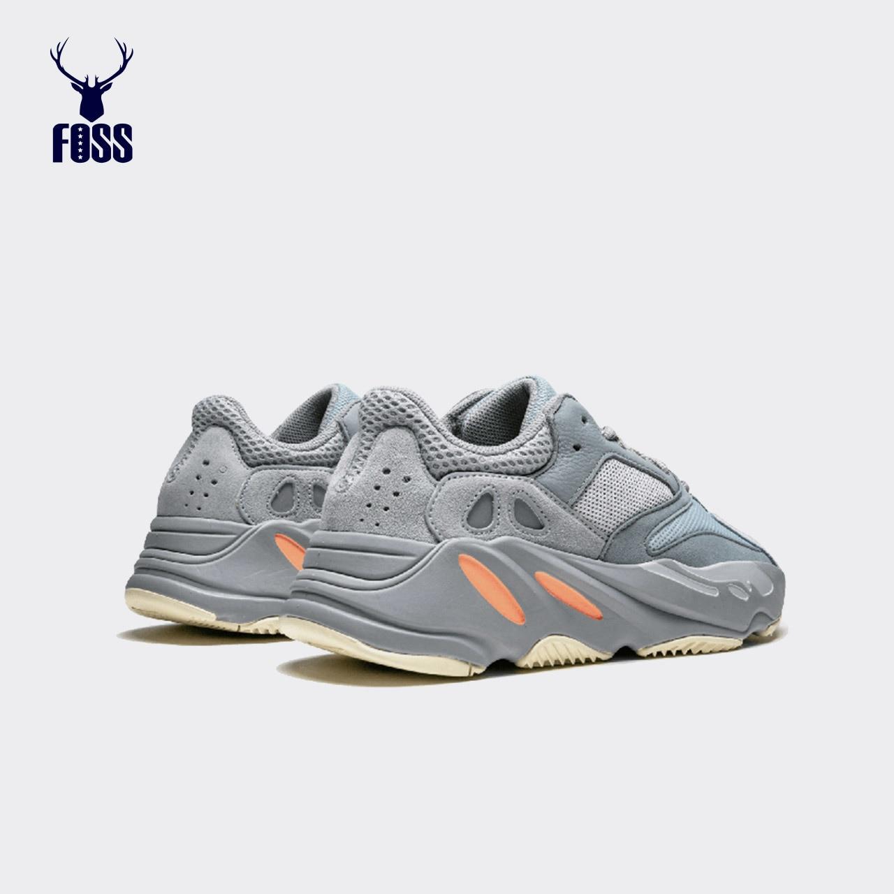 Adidas YEEZY BOOST 700 bezwładności męskie buty do biegania