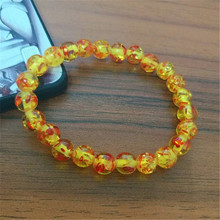 цена на Lava Natural Stone Beads Bracelets For Women Vintage Design Volcanic Rock Tiger Eye Bead Strand Red Bracelet Men Jewelry Gifts