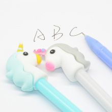 60 pcs/Set Gel Pen Caneta Material Escolar Canetas Lapices Kawaii Boligrafo Cute Kalem Unicorn Em Stylo