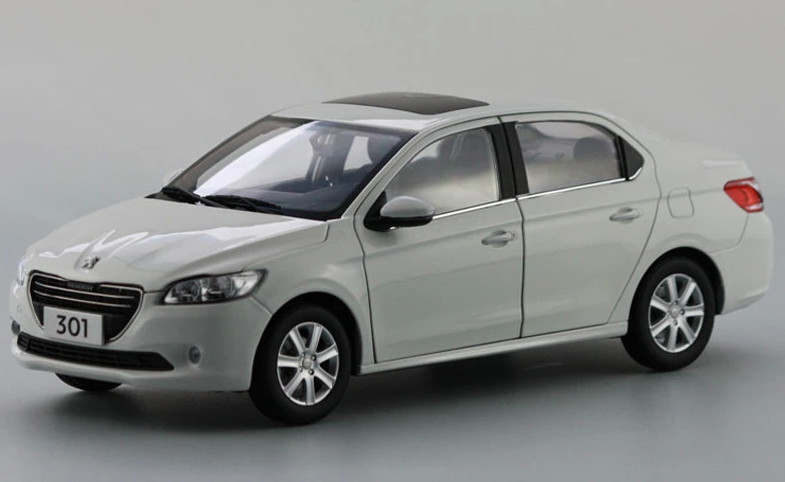 2015 Hot Sell Peugeot 301 1 18 Alloy Car Model In Diecasts Toy