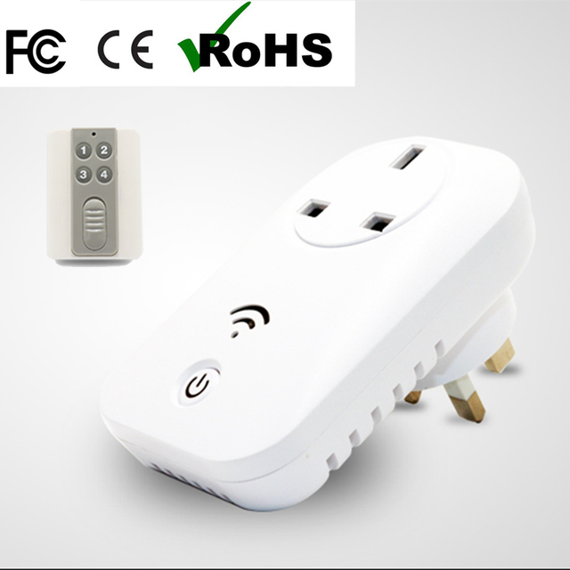free shipping England standard Home House Power Outlet 13A AC 110V ...