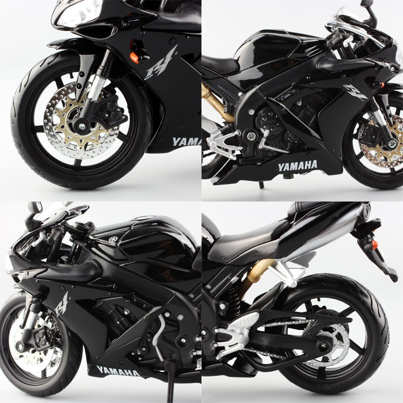 Yamaha Supercross YZF R1 Model Toy Motorcycle 15