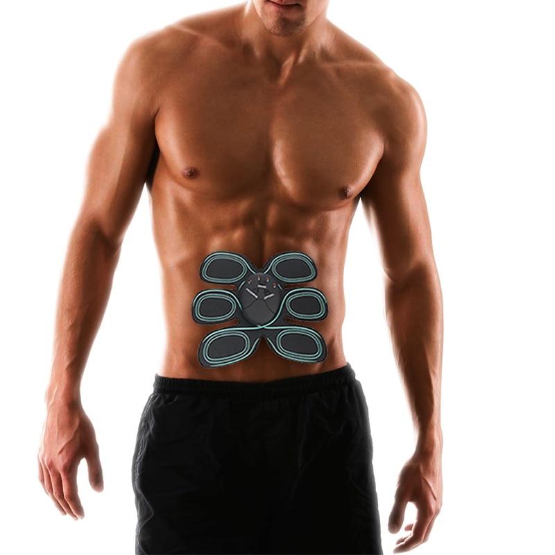 Elektrisk muskelstimulator Massage vægttab Muskel massage - Sundhedspleje - Foto 2