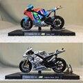 ЛЕВ 1:18 46 # Limited Collector Росси Мотоцикл Модель Серии MotoGP Апулия Yamaha Honda Motorcycle Toys Лучший Подарок На День Рождения