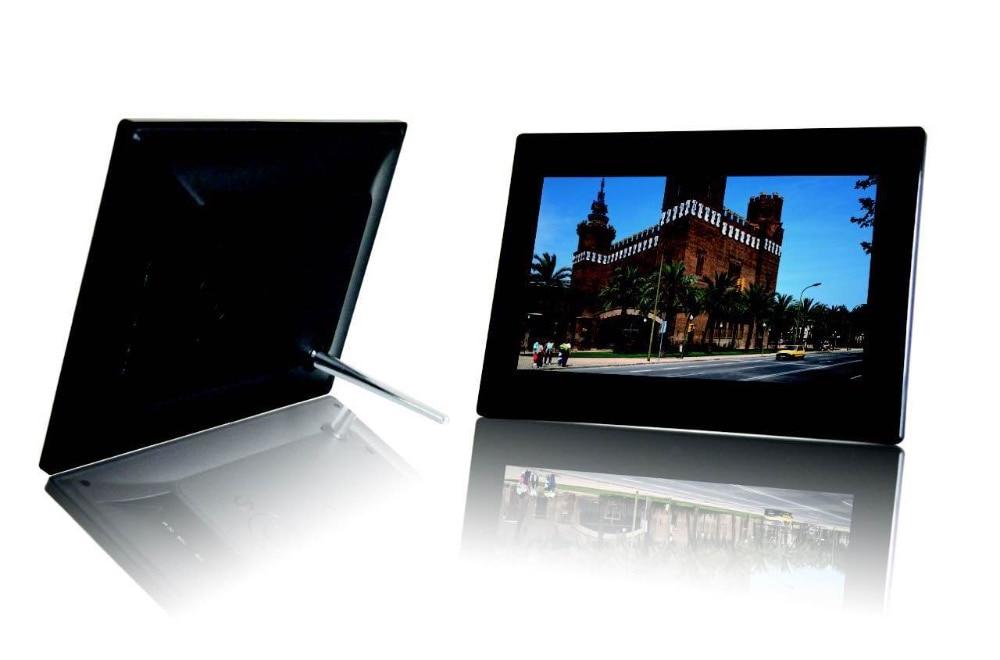 10 zoll Full HD Digitaler Bilderrahmen (ips bildschirm 16:9 1280*800 ...
