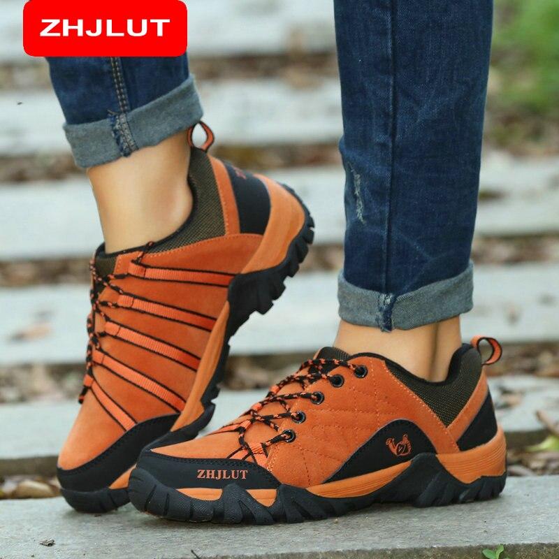 ZHJLUT 2017 New classic hombres zapatos al aire libre ocasionales de los hombres
