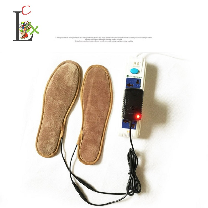 winter Warming USB Electric Powered Heated Insoles For Shoes Boots Keep Feet Warm New USB heated insole for men women S1 new electric warm heated insole with remote control winter breathable thick plush insoles shoes boots soles foam material 2000ma